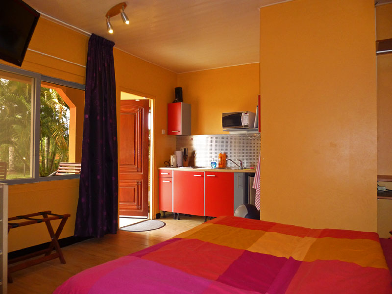 studio appartement - keukenkekemba resort paramaribo surinam suriname