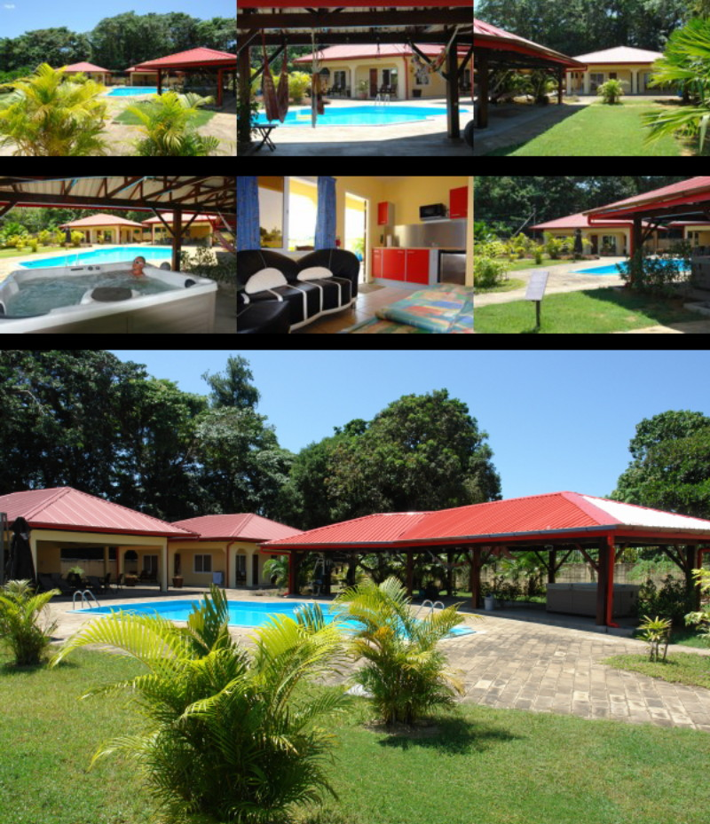 impression of Kekembakekemba resort paramaribo surinam suriname